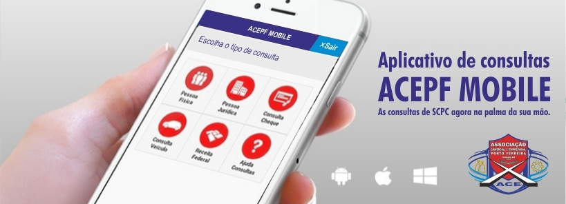 APLICATIVO ACEPF MOBILE